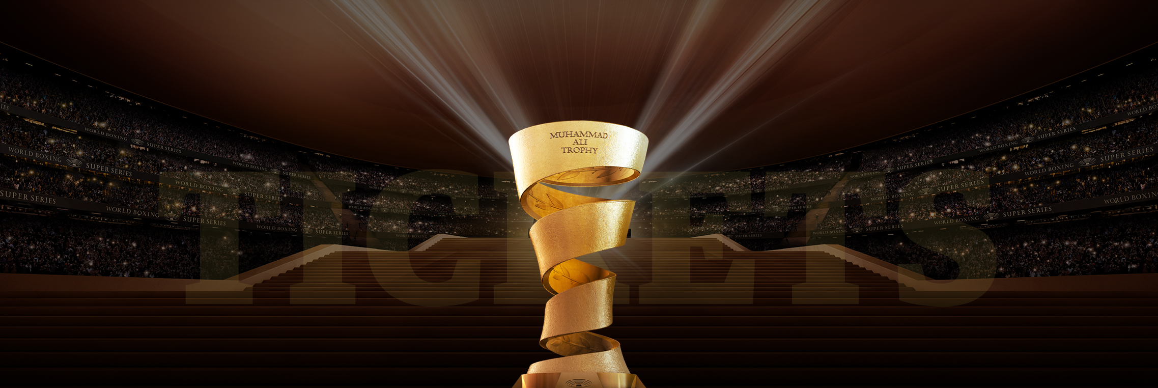 World Boxing Super Series - Tickets